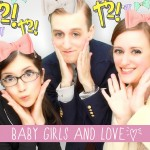 Purikura and a million snapshots of food and drinks.